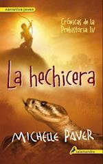 La hechicera / Outcast (Cronicas de la prehistoria Chronicles of Ancient Darkness)