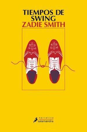 Bog, paperback Tiempos de swing / Swing Time af Zadie Smith