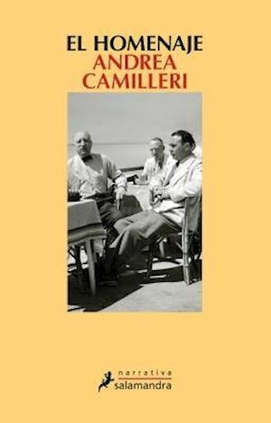 Bog, paperback El homenaje / The Tribute af Andrea Camilleri