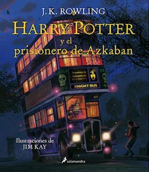 Bog, hardback Harry Potter y el Prisionero de Azkaban = Harry Potter and the Prisoner of Azkaban af J. K. Rowling
