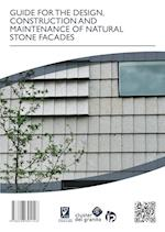 GUIDE FOR THE DESIGN, CONSTRUCTION AND MAINTENANCE OF NATURAL STONE FACADES