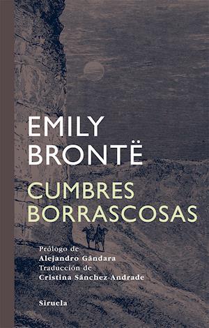 Cumbres Borrascosas af Emily Brontë