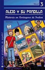 Alejo y Su Pandilla Nivel 3 Misterio en Cartagena de Indias + CD