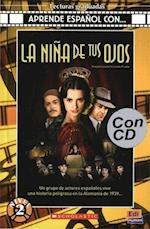 La Nina de Tus Ojos Student Book and CD