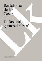 De las antiguas gentes del Peru