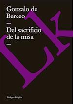 Del sacrificio de la misa af Gonzalo De Berceo