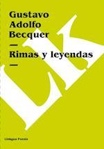 Rimas y leyendas af Gustavo Adolfo Becquer
