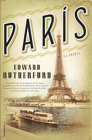 París af Edward Rutherfurd