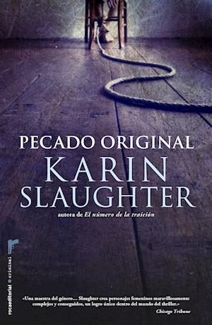 Pecado original af Karin Slaughter