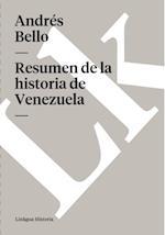 Resumen de la historia de Venezuela af Andres Bello