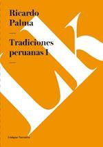 Tradiciones peruanas I af Ricardo Palma