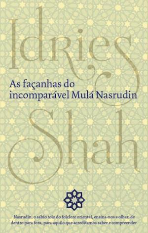 As facanhas do incomparavel Mula Nasrudin