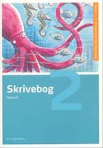Skrivebog 2. Skråskrift (Dansk i.)
