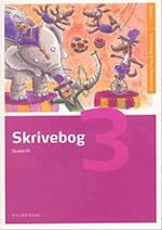 Skrivebog 3. Skråskrift (Dansk i ... 3. - 6. klasse)