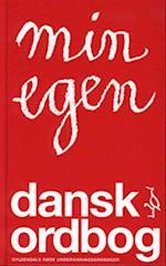 Min egen danskordbog (Gyldendals røde undervisningsordbøger)