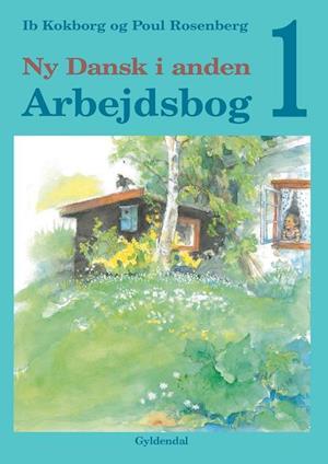 Bog hæftet Ny dansk i anden af Ib Kokborg Poul Rosenberg