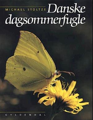 Bog, hæftet Danske dagsommerfugle af Michael Stoltze