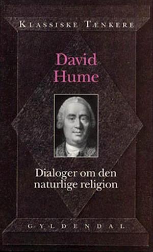 Bog, hæftet Dialoger om den naturlige religion af David Hume