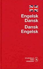 Engelsk-Dansk/Dansk-Engelsk Ordbog (Gyldendals røde ordbøger)