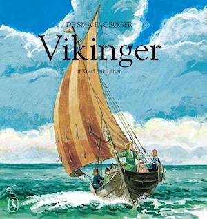 Bog, hæftet Vikinger af Knud Erik Larsen