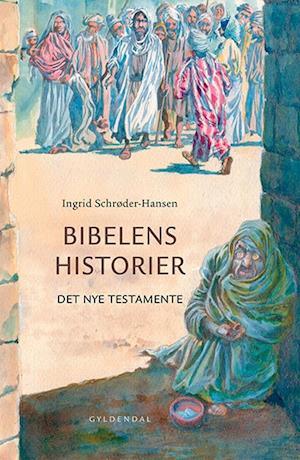 Bog, indbundet Bibelens historier af Ingrid Schrøder-Hansen