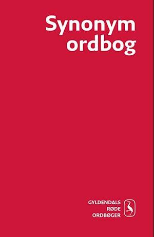 Bog indbundet Synonymordbog af Thomas Ingemann Henrik Andersson Kirsten Sydendal