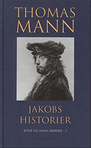 Bog, hardback Jakobs historier af Thomas Mann