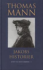 Jakobs historier (Gyldendal Hardback)