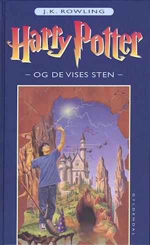 harry potter bog dansk
