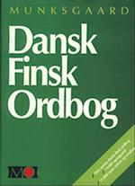 Dansk-Finsk Ordbog (Munksgaards store ordbøger)