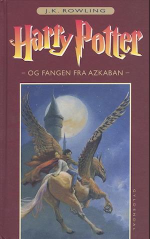 harry potter og fangen fra azkaban bog