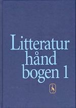 Litteraturhåndbogen 1 + 2 af Jørgen Sørensen, Ib Fischer Hansen, Jens Anker Jørgensen