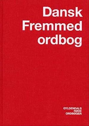Bog, indbundet Dansk fremmedordbog af Karl Hårbøl, Henning Spang-Hanssen, Jørgen Bang