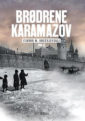 Bog hardback Brødrene Karamazov 1-2 af Fjodor Dostojevskij