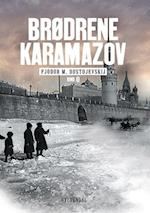 Brødrene Karamazov 1-2 af Fjodor Dostojevskij