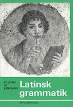 Latinsk grammatik af Ulf Østergaard, Povl Hyllested