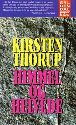 Bog, paperback Himmel og helvede af Kirsten Thorup