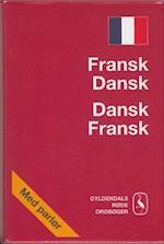 Fransk-dansk, dansk-fransk ordbog (Gyldendals røde ordbøger)