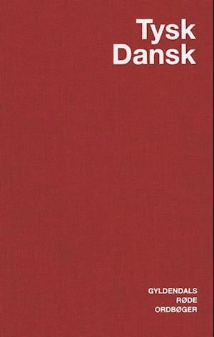 Tysk-Dansk Ordbog