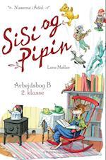 Sisi og Pipins arbejdsbog B. nisserne i Ådal, 2. klasse (Digtning og dansk)