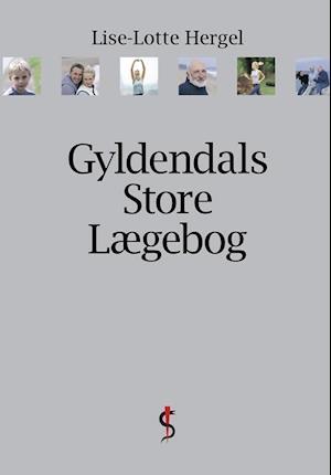 5742fc8d5 Få Gyldendals store lægebog af Lise-Lotte Hergel som Indbundet bog ...