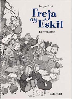 Bog, ukendt format Freja og Eskil af Nils Hartmann