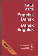 Engelsk-dansk, dansk-engelsk ordbog (Gyldendals røde ordbøger)