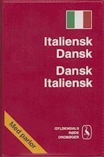 Italiensk-dansk, dansk-italiensk ordbog (Gyldendals røde ordbøger)