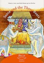 Santa and the three bears (Blue cat - engelsk for tredje. Small book, nr. 3)