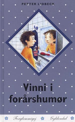 Bog, indbundet Vinni i forårshumør af Petter Lidbeck