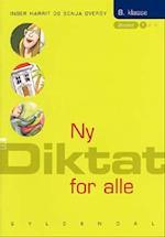 Ny diktat for alle, 8. klasse af Inger Harrit, Sonja Overby