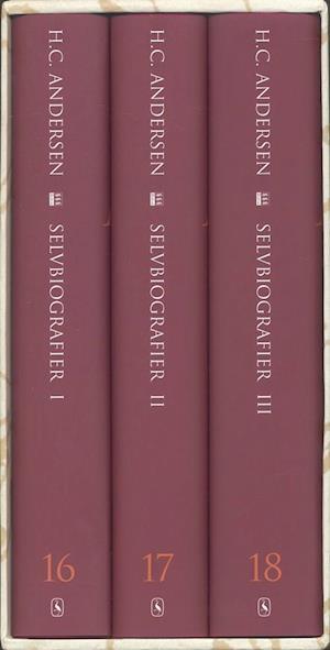 Selvbiografier I-III