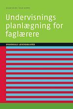 Undervisningsplanlægning for faglærere (Gyldendals lærerbibliotek)