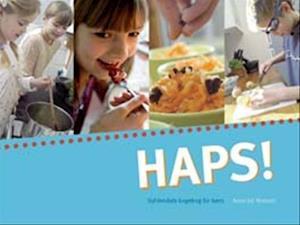 Haps! Gyldendals kogebog for børn